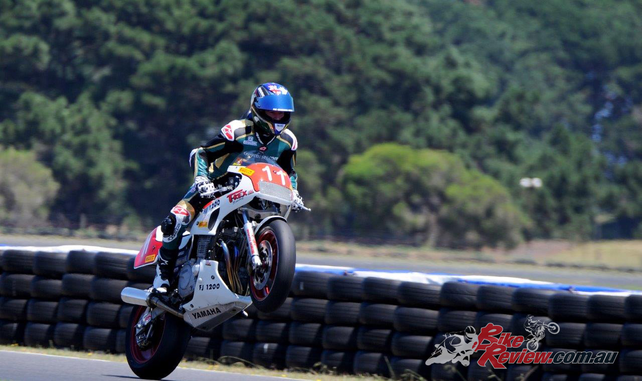 Troy Corser - Image by Andrew Gosling