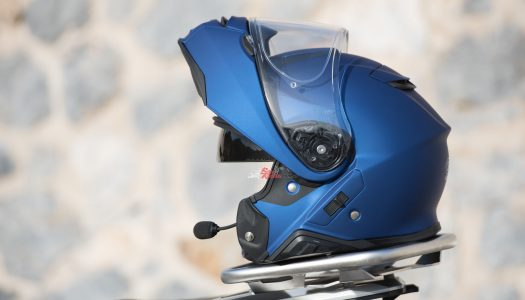New Product: Shoei Neotec II Flip Up Lid