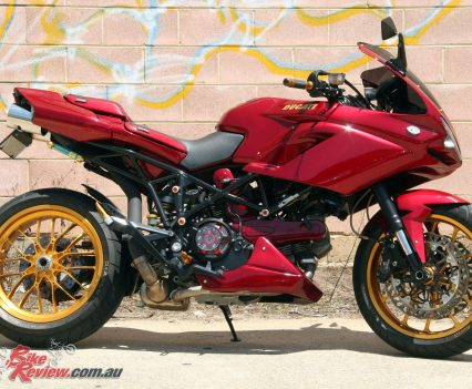 The Extreme Creations Ducati Multistrada