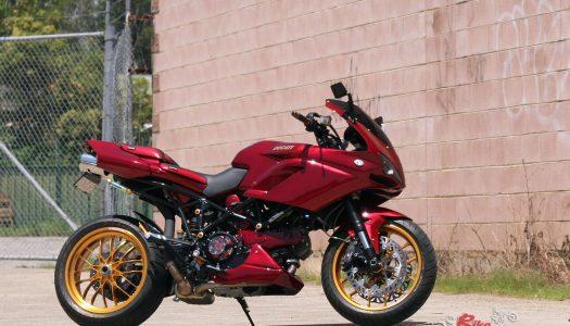 Custom: Extreme Ducati Multistrada