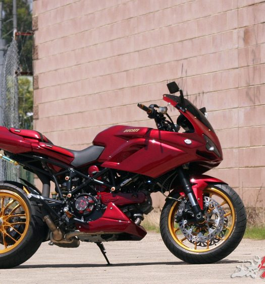Extreme Creations Ducati Multistrada