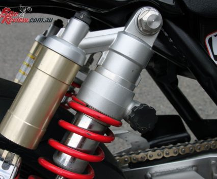 Extreme Creations Suzuki Katana - GSX1400 shocks