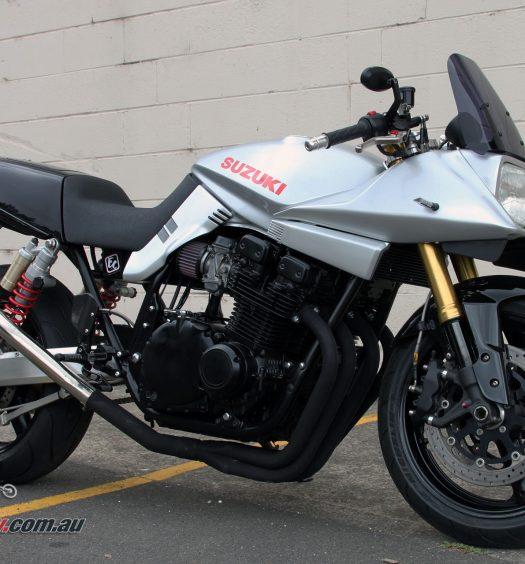 Extreme Creations Custom Suzuki Katana