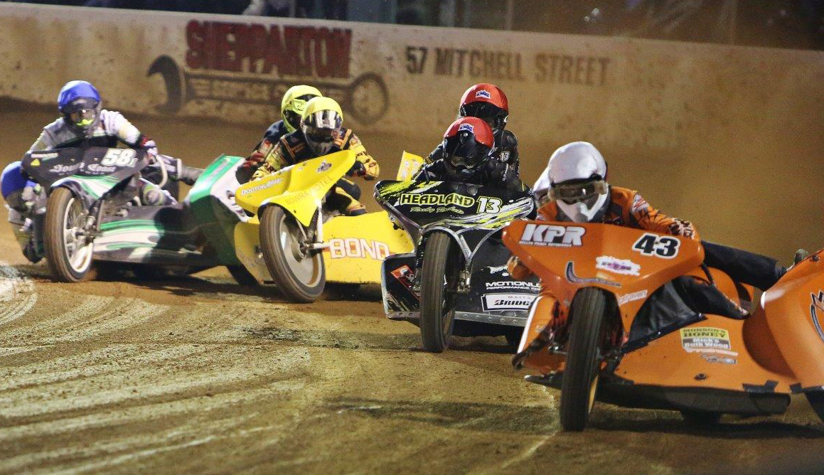 Entries Open For 2018 Australian Speedway Sidecar
