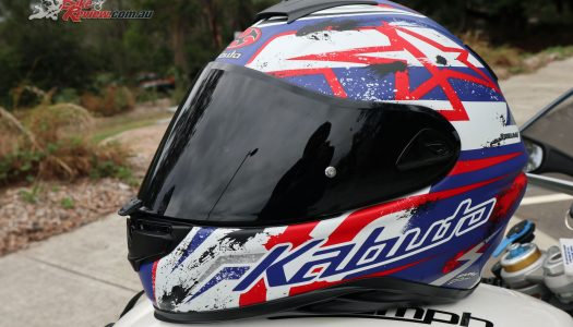 Product Review: Kabuto Aeroblade-5 Helmet First Impressions