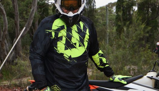 Product Review: Made2Race X-4.5 Helmet