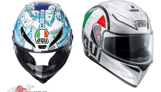 New Australian AGV Website Launched!