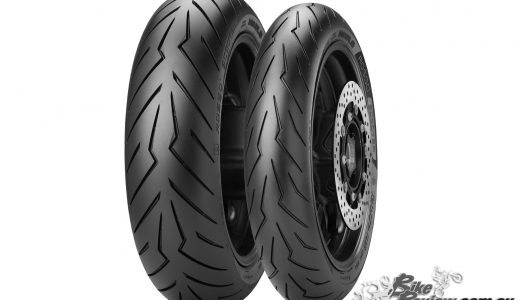 New Product: Pirelli Diablo Rosso Scooter