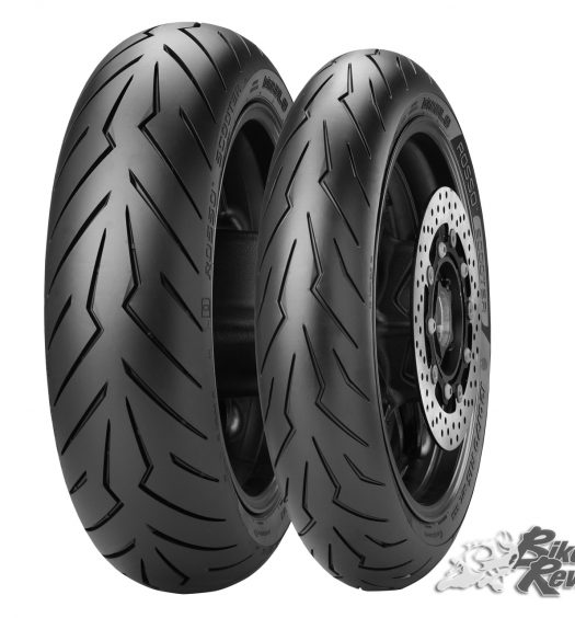 Pirelli Diablo Rosso Scooter Tyres