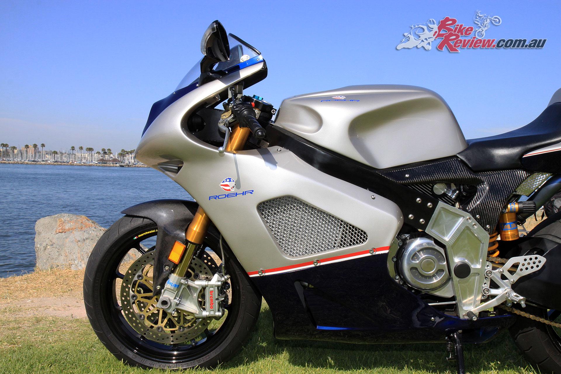 Custom Roehr 1250sc American Superbike Bike Review