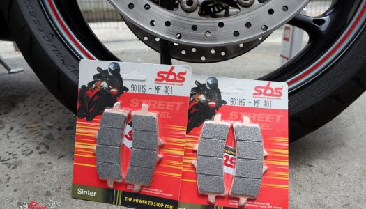Product Review: SBS Street Excel Brake Pad Review & Install