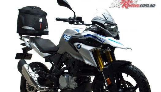 New Product: Ventura Luggage now available for BMW's G 310 GS