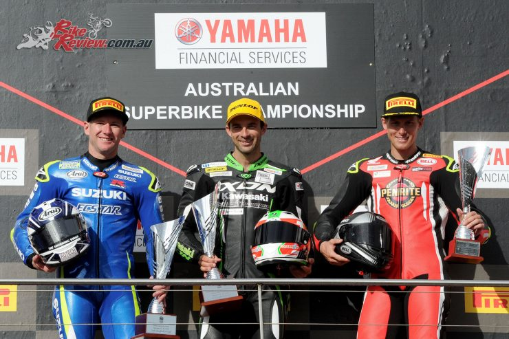 Bryan Staring wins ASBK Round 1 - Image by Foremost Media