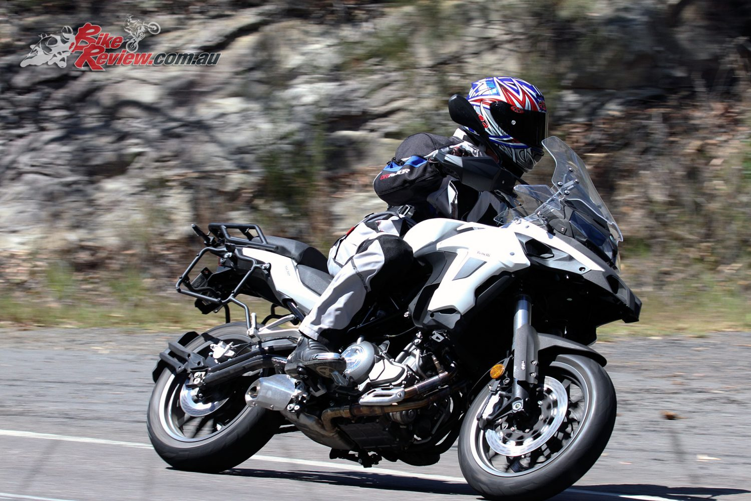 Benelli TRK 502 Reviewed