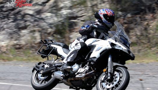 Review: 2018 Benelli TRK 502 (LAMS)