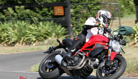 Review: 2018 Ducati Monster 659 LAMS