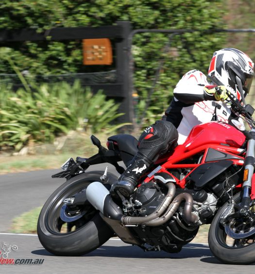 2018 Ducati Monster 659 LAMS