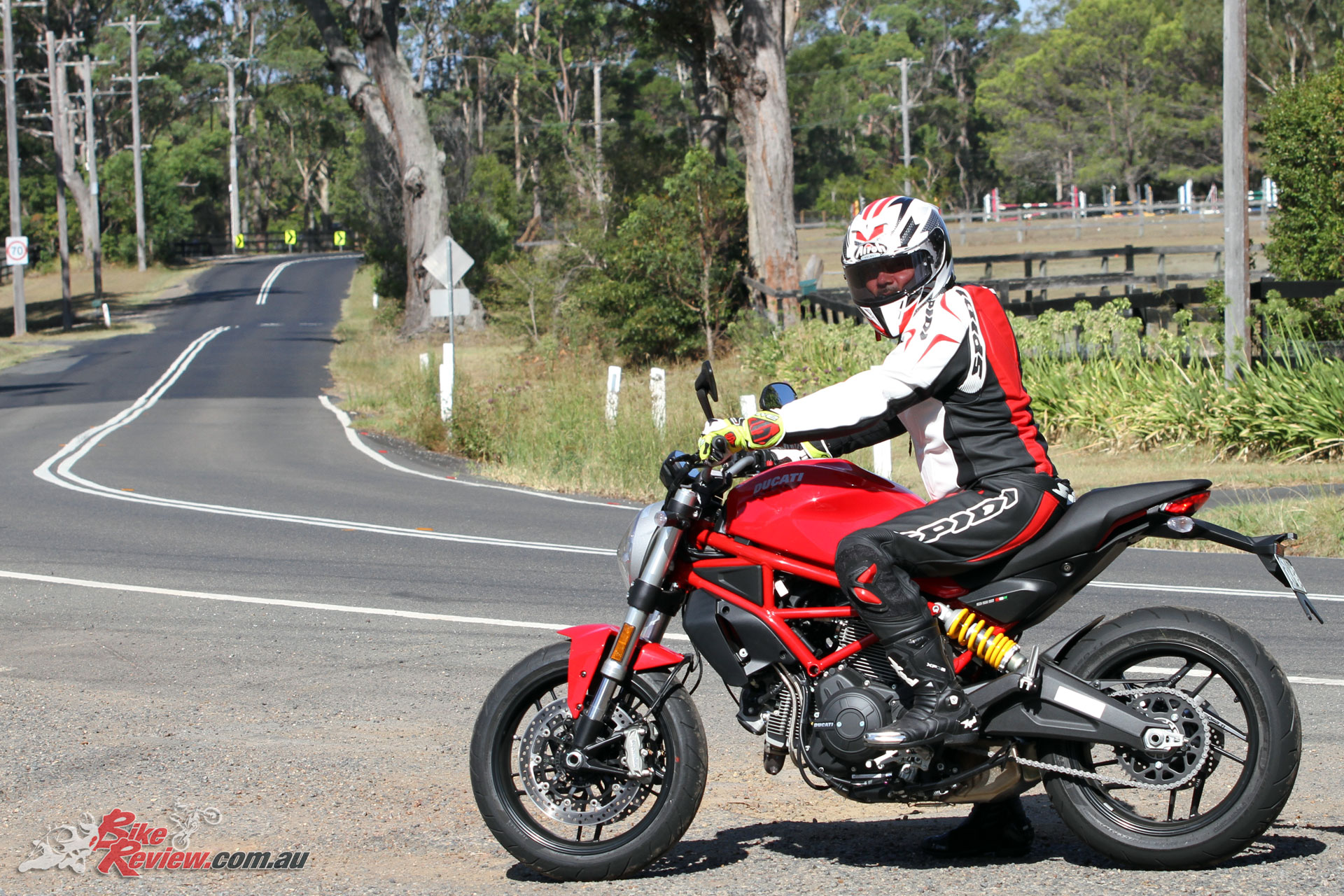 2018 Ducati Monster 659 LAMS – Bike Review