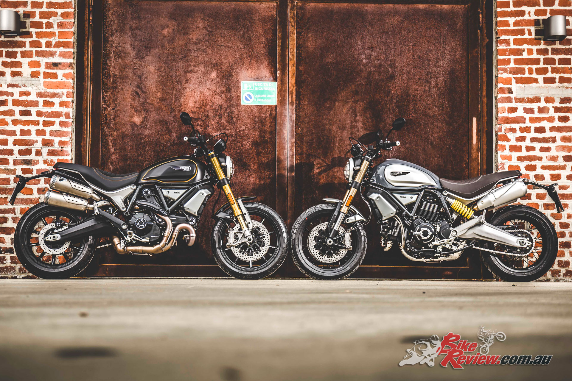 The first Ducati Scrambler 1100 rolls off production ...
