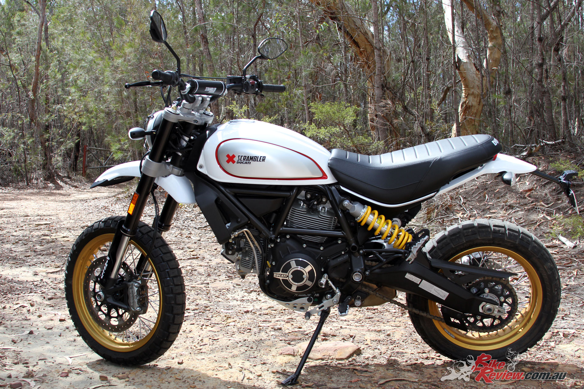 What Is The Length Of A  Ducati Scrambler
