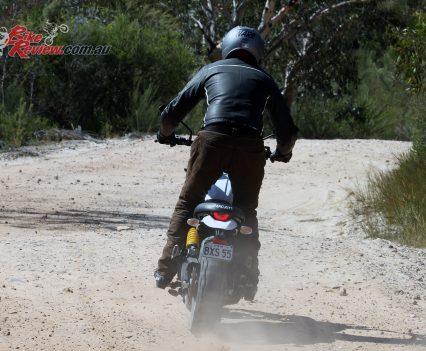 2018 Ducati Scrambler Desert Sled