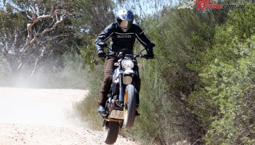 Review: 2018 Ducati Scrambler Desert Sled