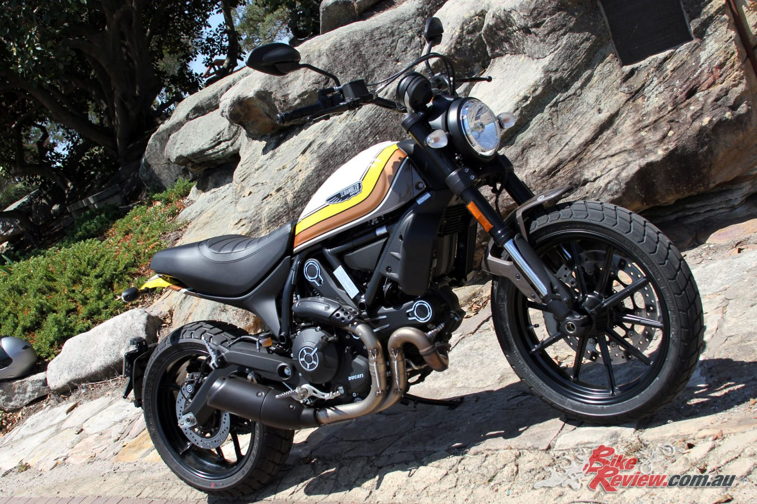 The Ducat Scrambler Mach 2.0