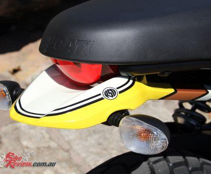 2018 Ducati Scrambler Mach 2.0