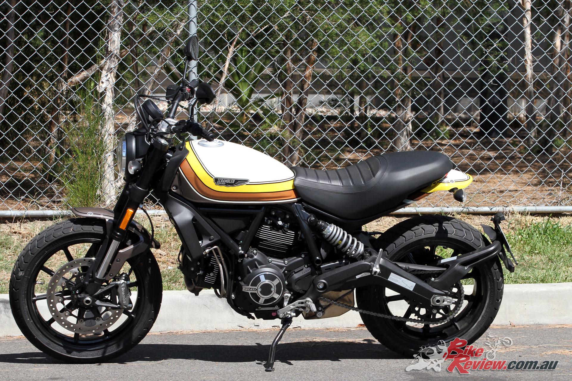 Review 2018 Ducati Scrambler Rsd Mach 2 0 Bike Review