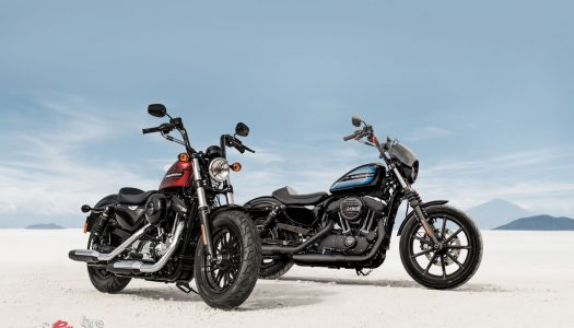 New Model: 2018 Harley-Davidson Iron 1200