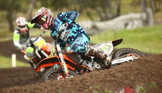 2018 KTM Junior Motocross Racing Team Revealed