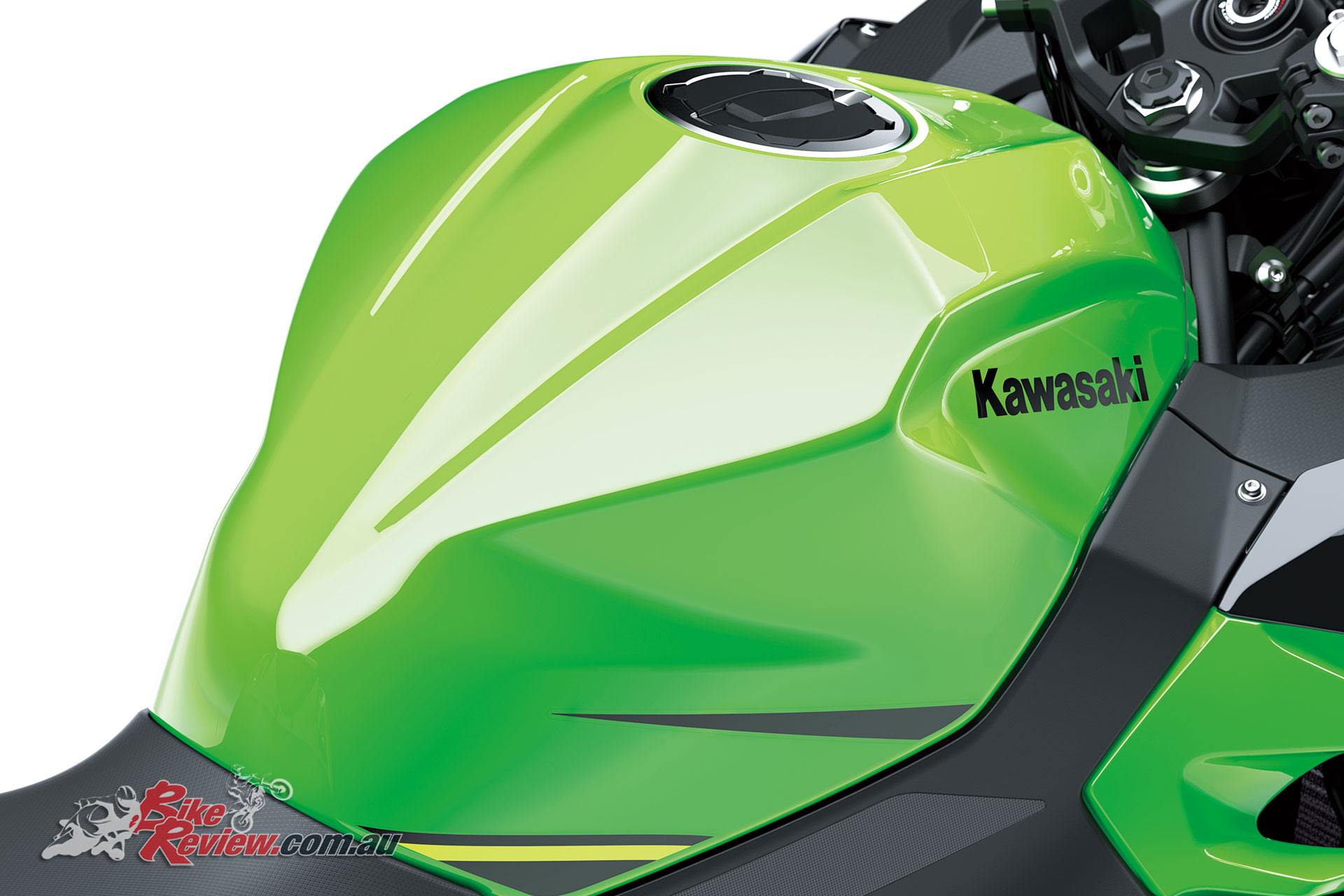 Review 2018 Kawasaki Ninja 400 Australian Track Launch