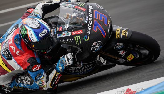 Alex Marquez on top in Moto2 as Arbolino reigns Moto3