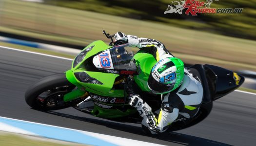 Up and Down Day for Aussies at WorldSBK and WorldSSP