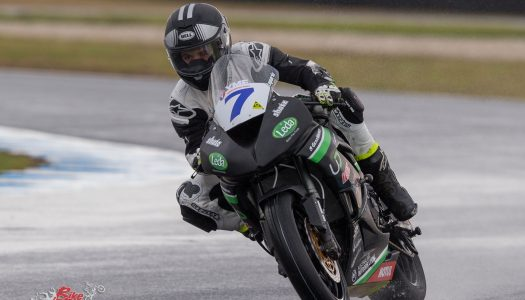Tough day for Aussie wildcards in WorldSBK and WorldSSP