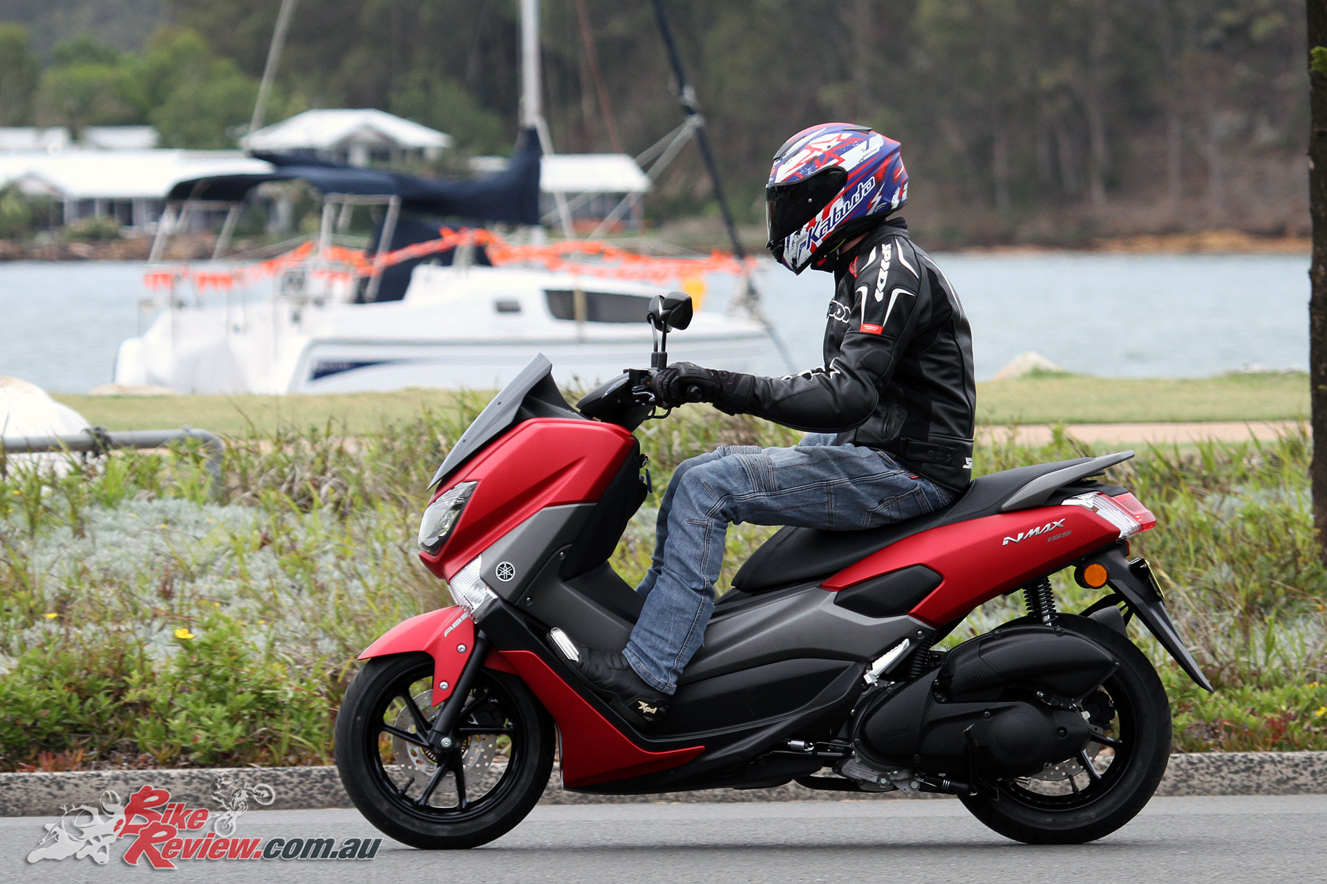 Video Review: 2018 Yamaha NMAX 155 Scooter
