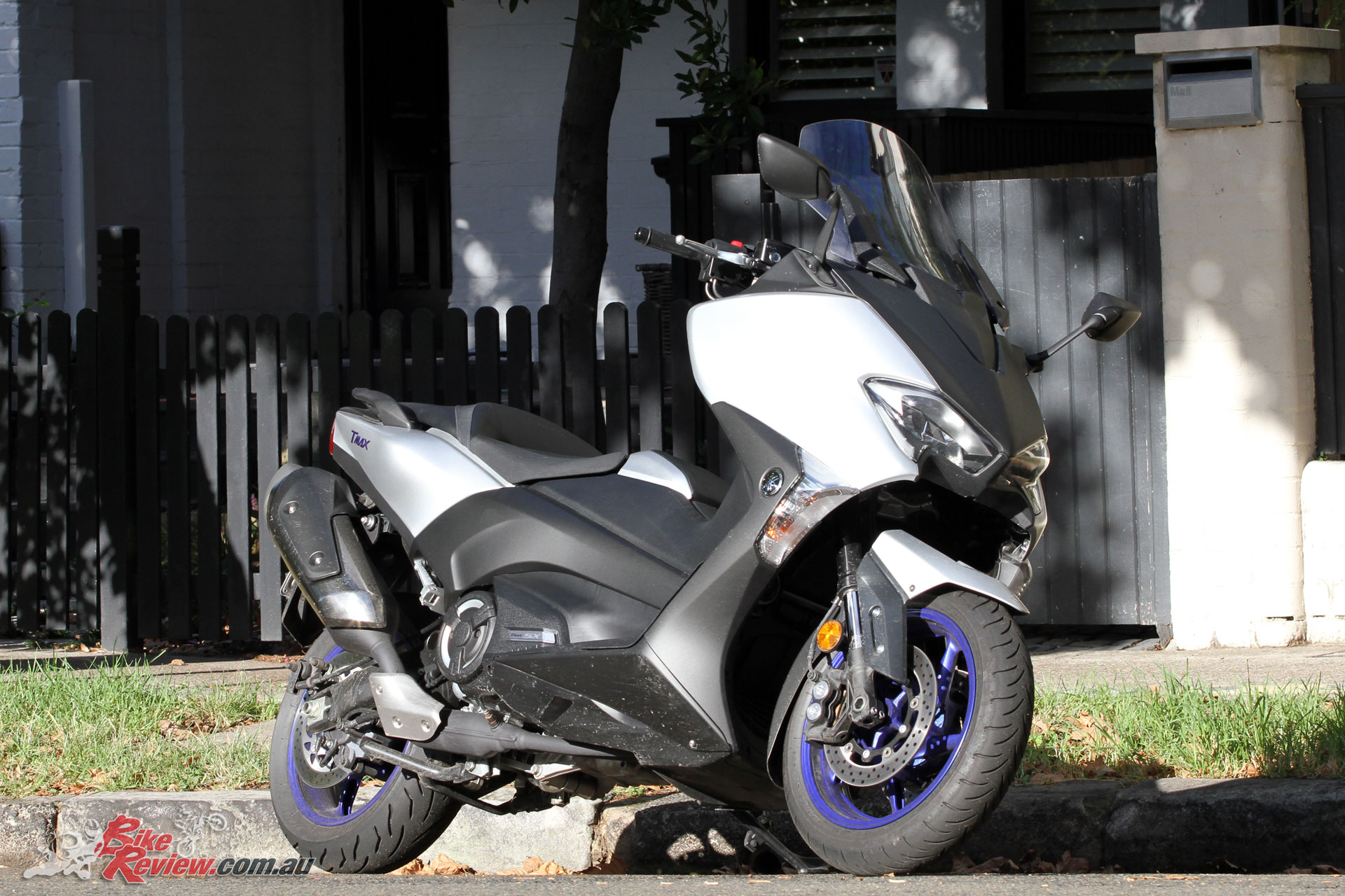 Review: 2018 Yamaha TMax 530 SX LAMS - Bike Review