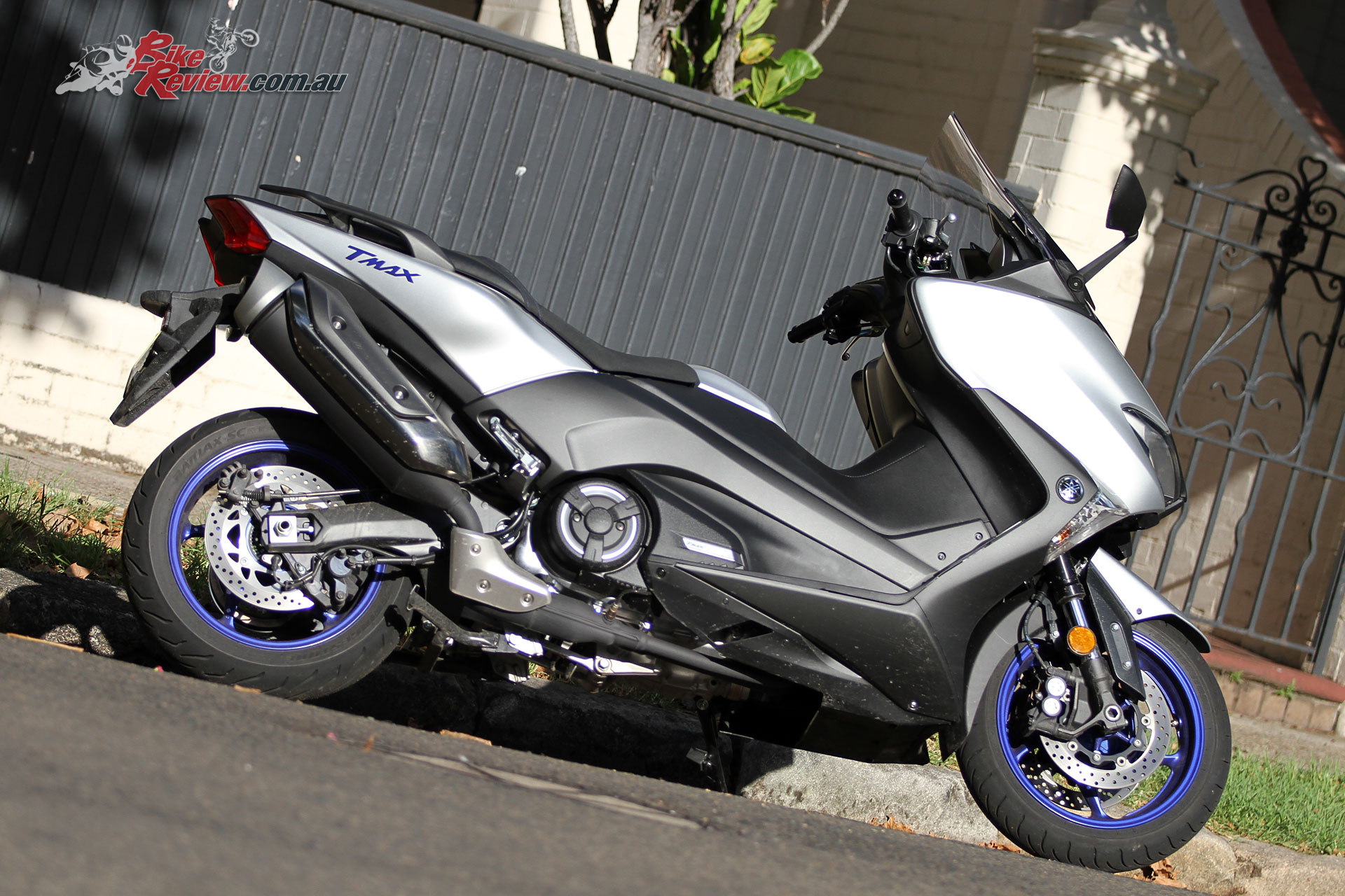 Yamaha Tmax Review