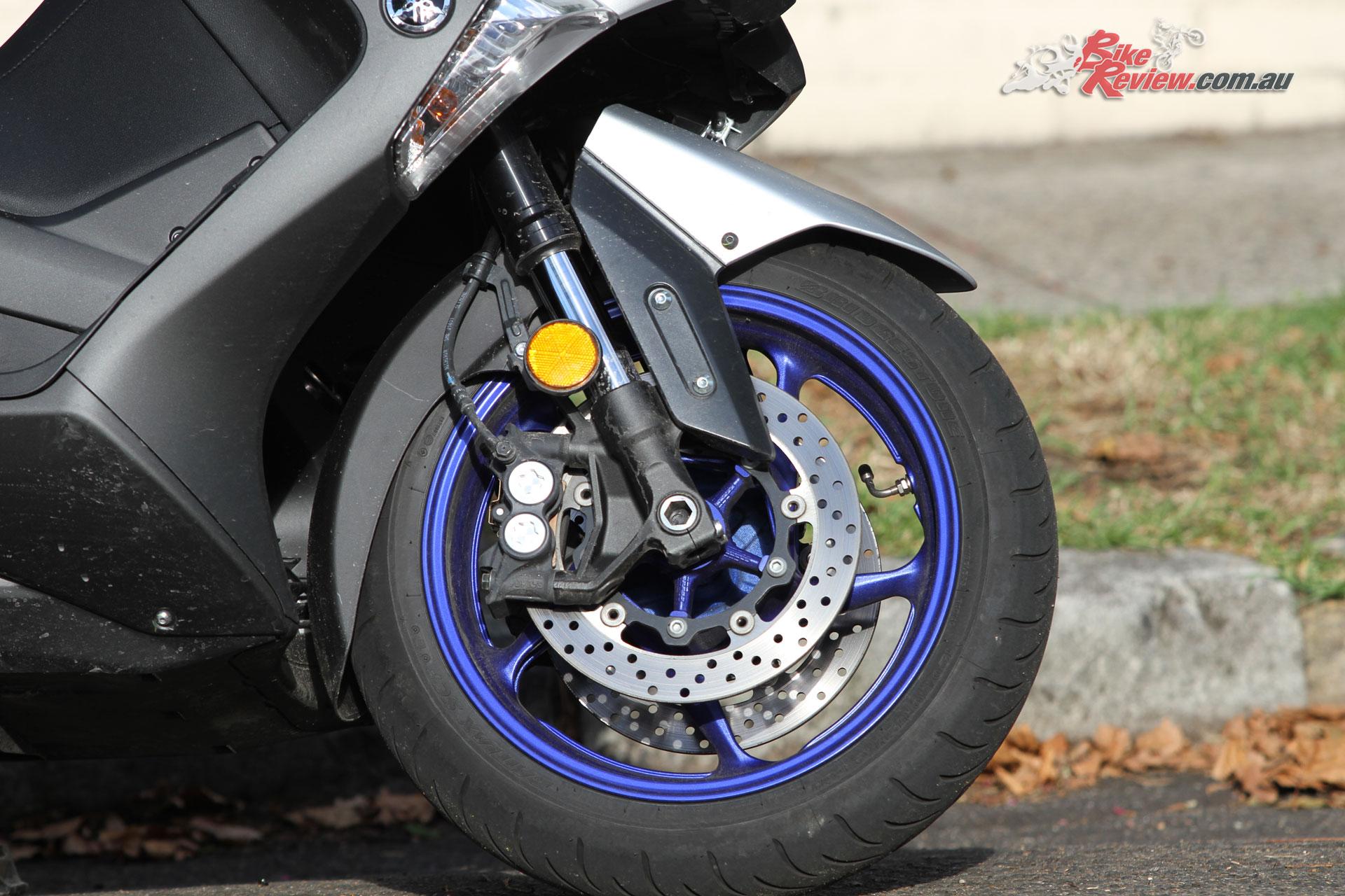 Review: 2018 Yamaha TMax 530 SX LAMS - Bike Review