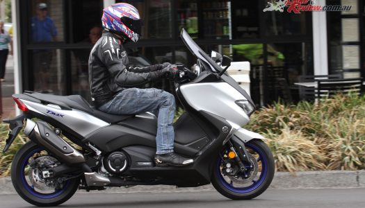 Review: 2018 Yamaha TMax 530 SX LAMS