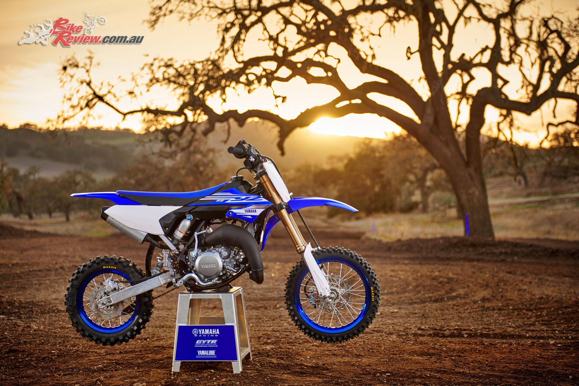 New Model: 2018 Yamaha YZ65 - Bike Review