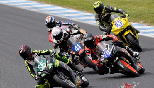 Steve Martin talks ASBK 2018 – Season