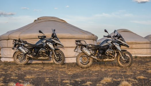 BMW International GS Trophy Central Asia to Mongolia in 2018