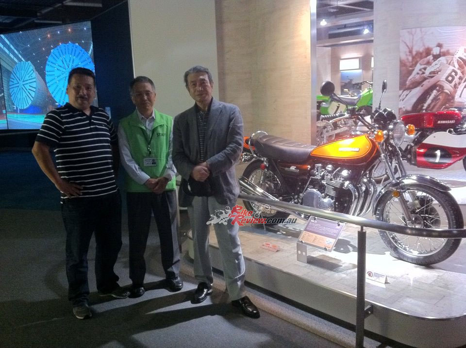 History: Kawasaki Legend, Z1 900 New York Steak - Bike Review