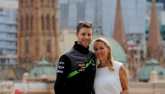 Jonathan Rea talks Melbourne & Phillip Island