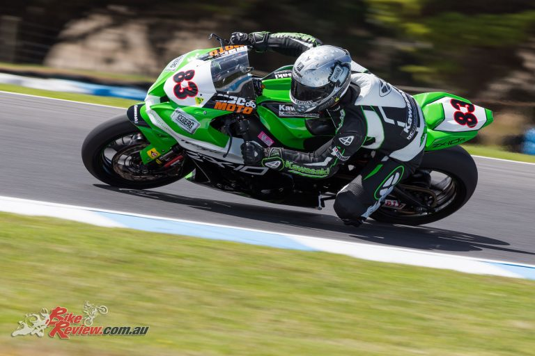 Kawasaki naming sponsor for 2019 ASBK Superbikes - Bike Review