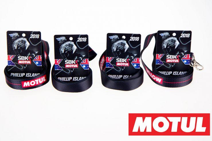 Win free SBK tickets with Motul & Link International - Bike