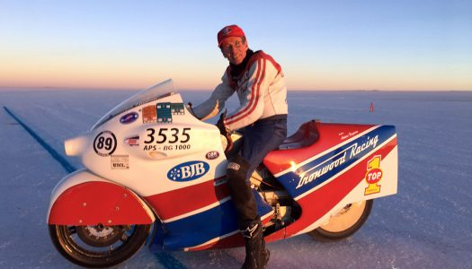 Feature: Ralph Hudson – Fastest Rider in the World