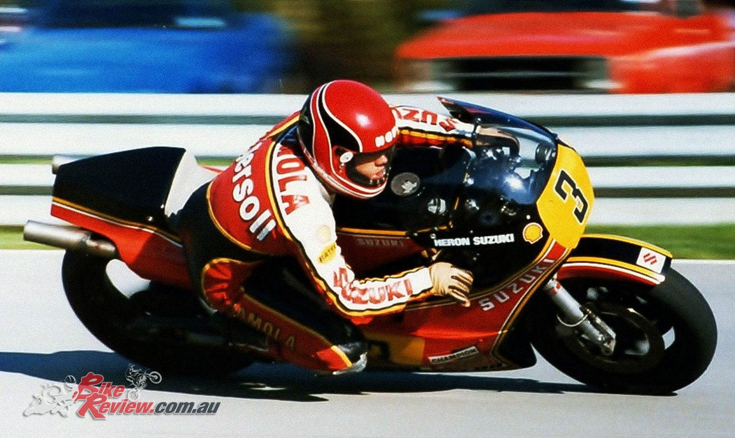 Randy Mamola to become a MotoGP Legend - Bike Review