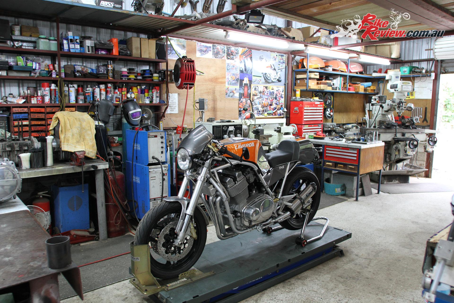 Touring Gear Bike Shop